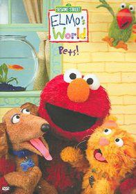 Elmo's World:Pets - (Region 1 Import DVD)