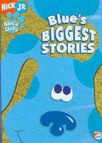 Blue's Clues:Blue's Biggest Stories - (Region 1 Import DVD)