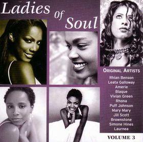 Ladies Of Soul 3 - Various Artists (CD)