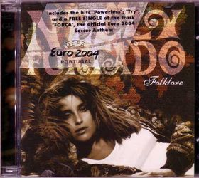 Nelly Furtado - Folklore + Forca Cd Single (CD)