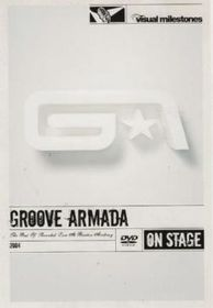 Groove Armada - Best Of Groove Armada - Live At Brixton Academy (DVD)
