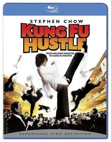 Kung Fu Hustle - (Region A Import Blu-ray Disc)