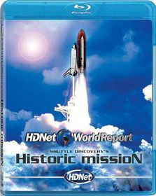 Shuttle Discovery - (Region A Import Blu-ray Disc)
