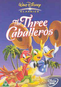 Three Caballeros - (Import DVD)