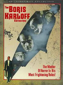 Boris Karloff Collection - (Region 1 Import DVD)