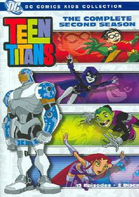 Teen Titans:Complete Second Season - (Region 1 Import DVD)