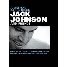 Jack Johnson - Weekend At The Greek (DVD)