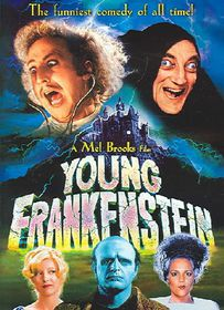 Young Frankenstein - (Region 1 Import DVD)