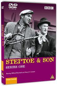 Steptoe & Son-Series 1 - (Import DVD)