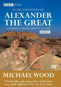 In the Footsteps of Alexander (Alexander The Great) - (Import DVD)