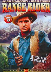 Range Rider Vol 3 - (Region 1 Import DVD)