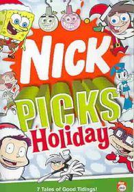 Nick Picks:Holiday - (Region 1 Import DVD)