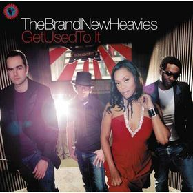 Brand New Heavies - Get Used To It (CD)