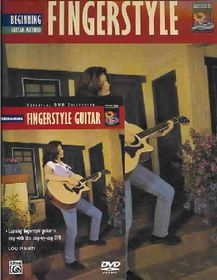 Complete Fingerstyle Guitar Method:  Beginning Fingerstyle Guitar - (Region 1 Import DVD)