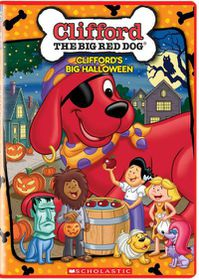 Clifford's Big Halloween - (Region 1 Import DVD)