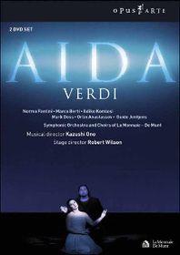 Verdi (1813 - 1901) - Aida (DVD)