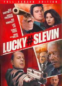 Lucky Number Slevin - (Region 1 Import DVD)