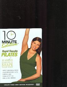 10 Minute Solution: Pilates Rapid Results - (Region 1 Import DVD)