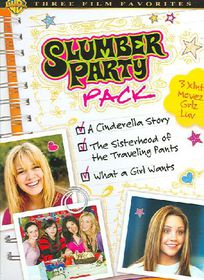 Slumber Party Pack - (Region 1 Import DVD)