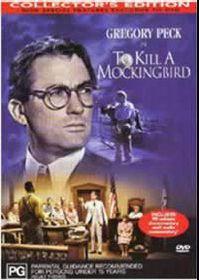 To Kill A Mockingbird - (DVD)