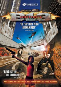 District B13 - (Region 1 Import DVD)