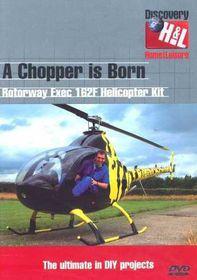Chopper Is Born-Kit - (Import DVD)