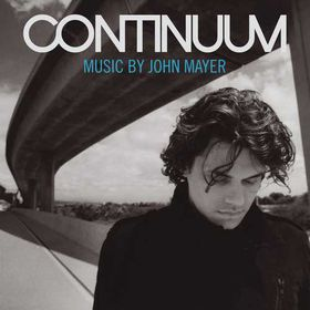Mayer John - Continuum (CD)