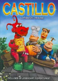 Castillo:Mission Mouse - (Region 1 Import DVD)