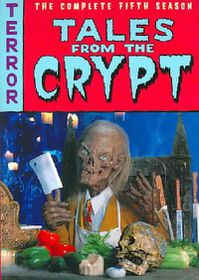 Tales from the Crypt:Fifth Season - (Region 1 Import DVD)