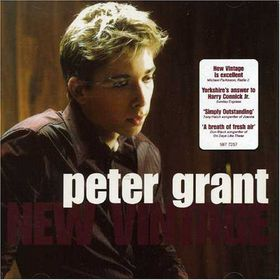 Peter Grant - New Vintage (CD)