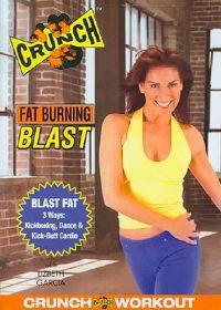 Crunch:Fat Burning Blast - (Region 1 Import DVD)