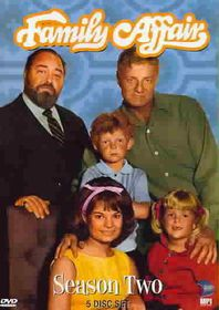 Family Affair Season 2 - (Region 1 Import DVD)