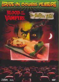 Blood of the Vampire/Hellfire Club - (Region 1 Import DVD)
