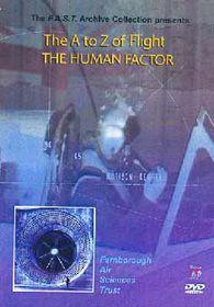 A-Z of Flight-Human Factor - (Import DVD)