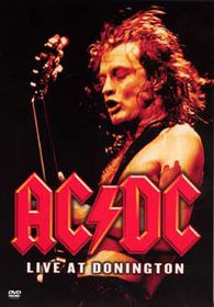 Ac/Dc-Live At Donnington - (Import DVD)