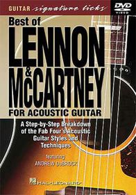 Acoustic Guitar-Lennon/Mccartn - (Import DVD)