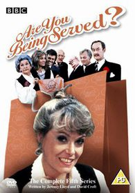 Are You Being Served-Series 5 - (Import DVD)
