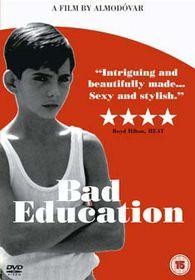 Bad Education - (Import DVD)