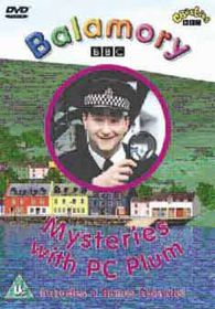 Balamory-Mysteries With PC Plum - (Import DVD)