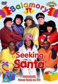 Balamory - Seeking Santa - (Import DVD)