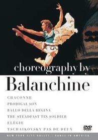 Balanchine-Chaconne/Prodigal S - (Import DVD)