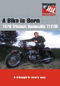 Bike Is Born-Triumph Bonnevil. - (Import DVD)