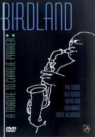 Birdland-Charlie Parker Tribut - (Import DVD)