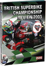 British Superbike Review 2003 - (Import DVD)