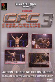 Cage Fighting Championship 3 - (Import DVD)