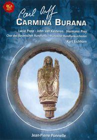Carmina Burana-Carl Orff - (Import DVD)