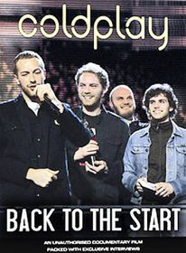 Coldplay-Back To the Start - (Import DVD)