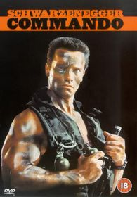Commando - (Import DVD)