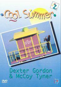 Cool Summer Jazz-Gordon/Tyner - (Import DVD)