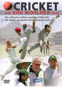 Cricket-The Bob Woolmer Way - (Import DVD)